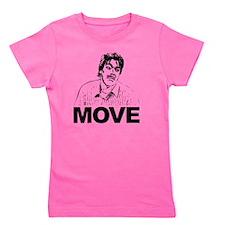 Move Black Girl's Tee