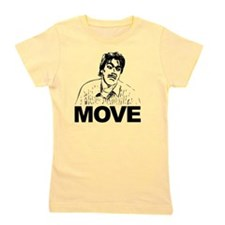 Move Black Girl's Tee