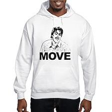 Move Black Hoodie