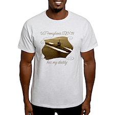 USS Pennsylvaniadaddy T-Shirt