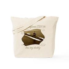 Cute Uss pennsylvania Tote Bag