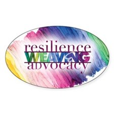 2013 Social Work Month 14x10 Decal