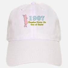 1907, 100th Baseball Baseball Cap