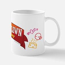 pet bowl doodle Mug