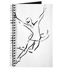 ODCS Brushstroke Dancer Journal