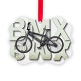 Bmx bike Ornaments
