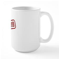 APPROVED STAMP Ceramic Mugs