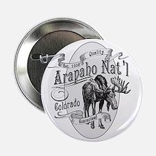 "Arapaho Vintage Moose 2.25"" Button"