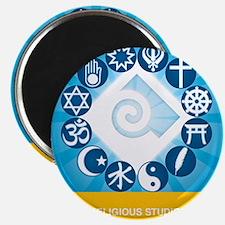 Tile Coaster Magnet