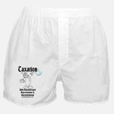 Taxation With Knuckleheaded Represent Boxer Shorts