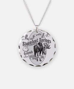Steamboat Springs Vintage Mo Necklace