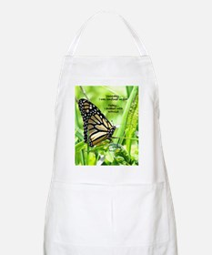 Thinking Butterfly Apron