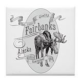 Alaska Drink Coasters