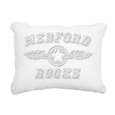 MEDFORD ROCKS Rectangular Canvas Pillow