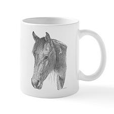 Black Jack Paint Horse Mug
