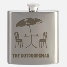 The Outdoorsman Flask
