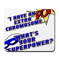 Extra Super Power Mousepad