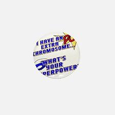 Extra Super Power Mini Button