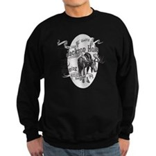Jackson Hole Vintage Moose Jumper Sweater