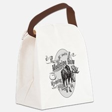 Medicine Bow Vintage Moose Canvas Lunch Bag