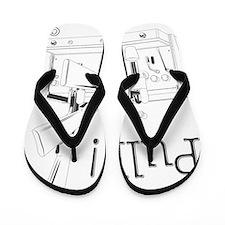 Pull! Flip Flops
