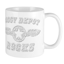 BOGGY DEPOT ROCKS Small Mug