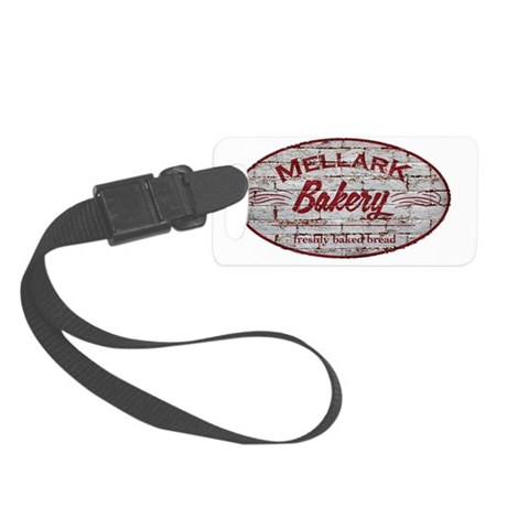 Hunger Games Mellark Bakery Dist Small Luggage Tag