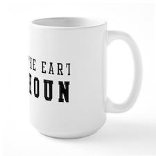 Rockhound I Dig The Earth Mug