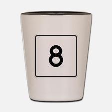 8 Shot Glass