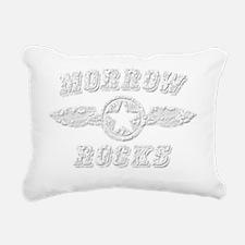 MORROW ROCKS Rectangular Canvas Pillow