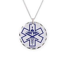 Trauma Junkies Star of Life Necklace
