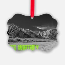 Mount Whitney Ornament