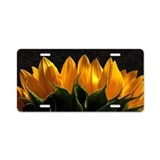 Sunflower License Plates