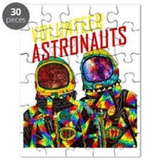 Volunteer Astronauts Shirt Puzzle