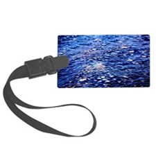 Abstraction Luggage Tag