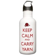 Keep Calm and Carry Ya Water Bottle