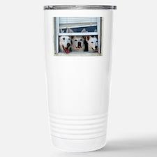Kids Window Stainless Steel Travel Mug