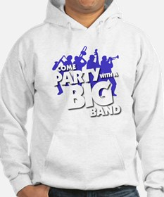 Come Party with a Big Band! Jumper Hoody