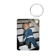 2012_Levi Aluminum Photo Keychain