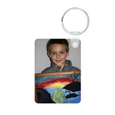 2012_CK Aluminum Photo Keychain