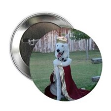 "King Nigel 2.25"" Button"