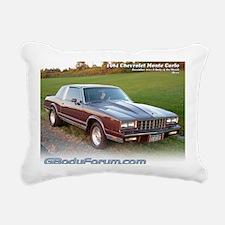 2013-01-Jan-8x11 Rectangular Canvas Pillow