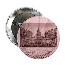 "versailles shabby chic pink 2.25"" Button"