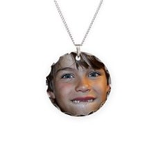 2012_Brock Necklace Circle Charm