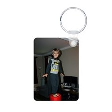 2012_Zack2 Aluminum Photo Keychain