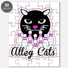 Alley Cat Bowling Puzzle