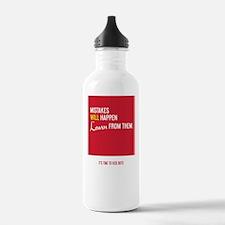 water bottle TimeToKic Water Bottle