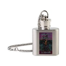 Mentors and Mimetrons Flask Necklace