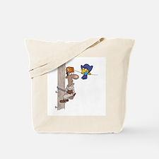Lineman Tote Bag