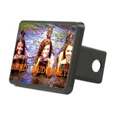 Muddier The Better Hitch Cover